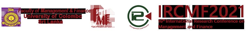 Past Conferences | IRCMF 2021