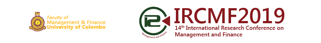About Us | International Research Conference on  Management and Finance 2019