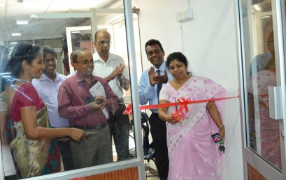 Opening ceremony of Computer lab – Faculty of Managmement & Finance