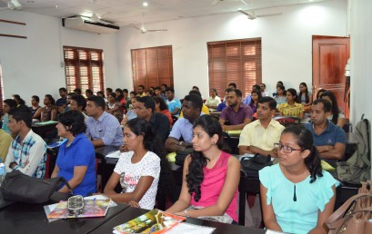 Inaugural Ceremony of Diploma in Human Resource Management (DHRM)