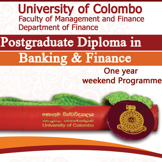Postgraduate  Diploma in Banking & Finance