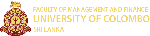 The Welcome of Department of Finance | Faculty of Management & Finance