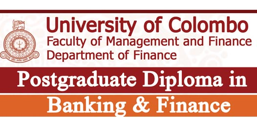 Postgraduate Diploma in Banking and Finance (PGDBF) 2018-2019 Program