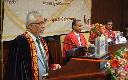 Inauguration of the MBA (weekday) 2016/2018 Programme