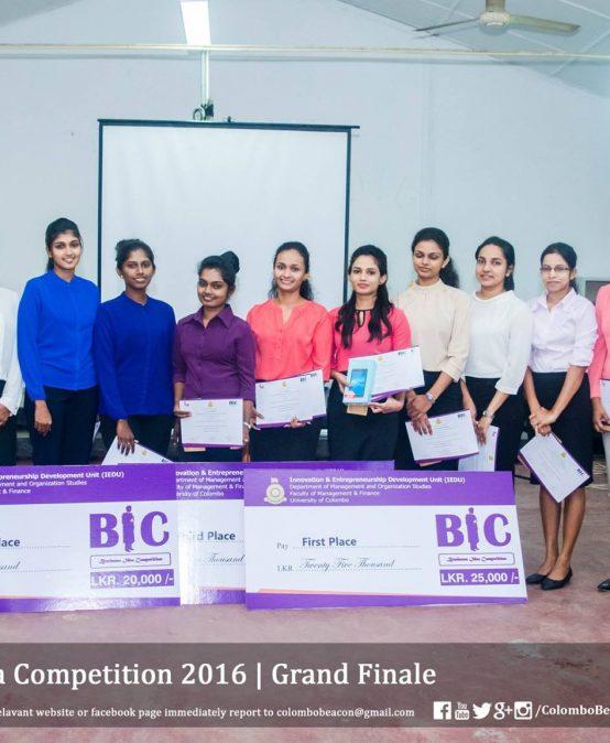 BIC 2016 | Grand Finale