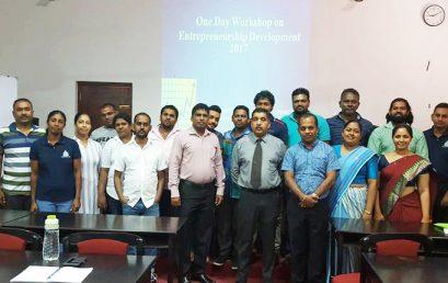 Workshop for Entrepreneurs