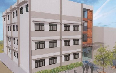 Extension of New West Wing Building : Faculty of Management & Finance University of Colombo. Foundation Stone Laying Ceremony on 31st of August 2017
