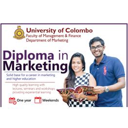 Diploma in Marketing