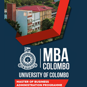 Master of Business Administration (MBA) Programmes 2021/2023