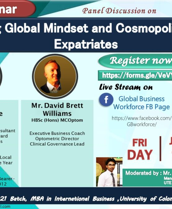 Fostering Global Mindset and Cosmopolitanism in Expatriates